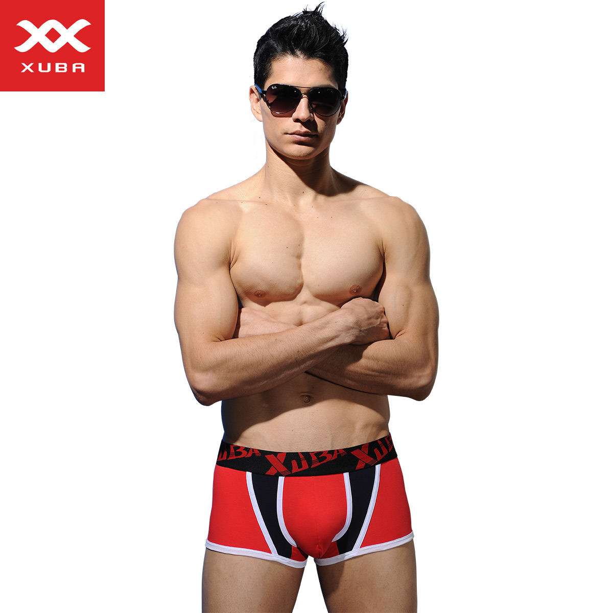 Трусы Xu Pakistan Sexy Underwear Men Pants Senior New Fashion Leisure Cotton