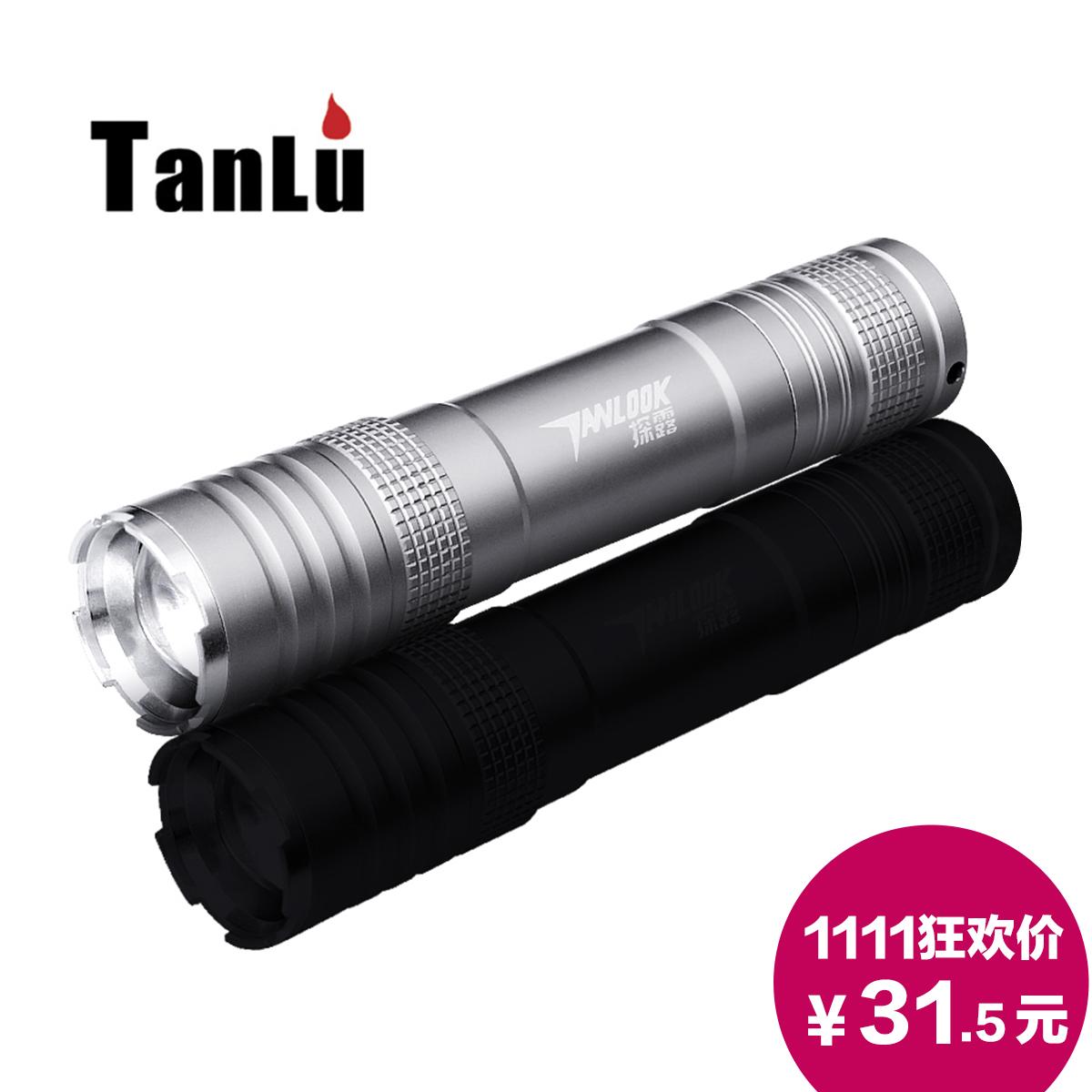 Ручной фонарик Probe exposed TL/s1 LED