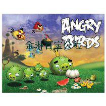 Сувенир   Mattel Angry Birds Puzzle Scene Pigs Going After