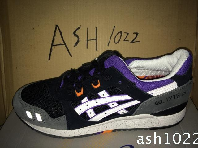Кроссовки Asics  Gel-Lyte III GL3 H425N-9001 asics gel volley elite 2