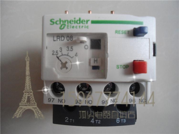 Термореле Schneider LRD-8C/LRD-10C/LRD-12C/LRD-14C/LRD-16C термореле schneider lrd 8c lrd 10c lrd 12c lrd 14c lrd 16c