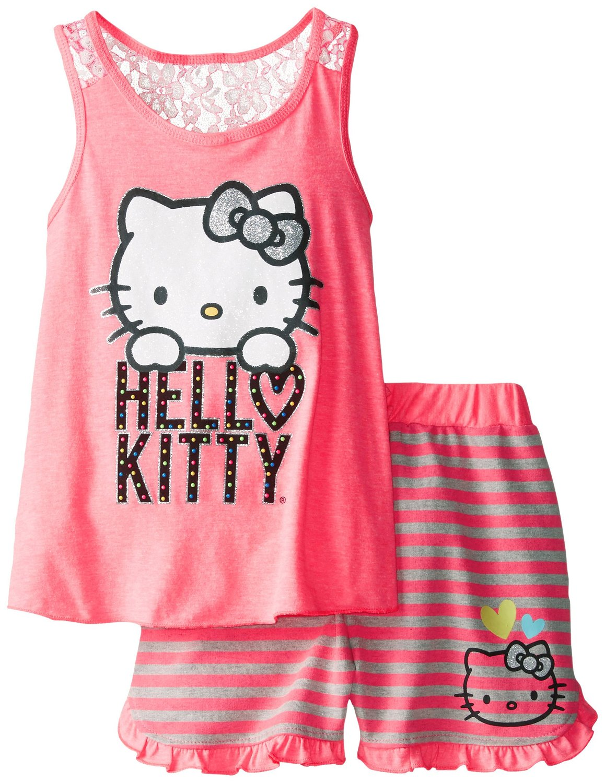 детский костюм Hello kitty 2015 ML детский жилет для плавания hello kitty he2601 kc 2014