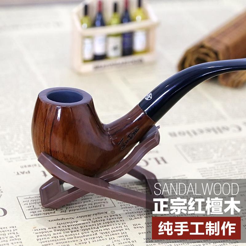Курительная трубка Ju/dou 863hong 863