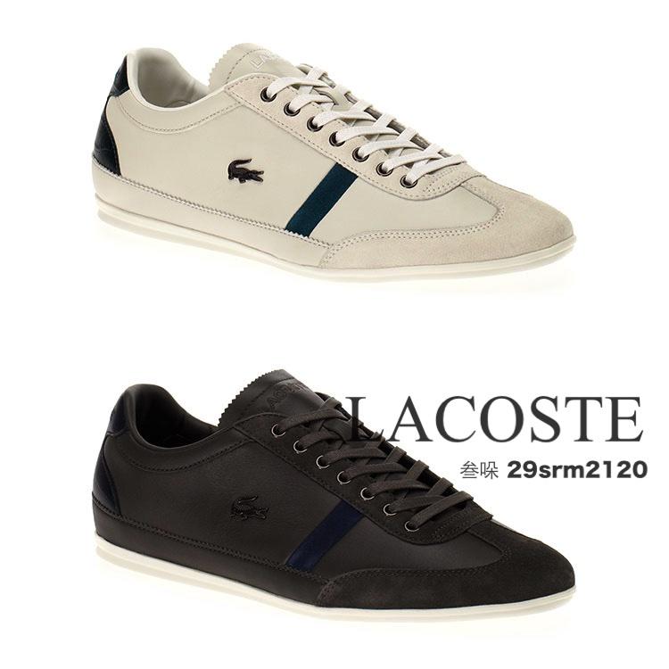 Демисезонные ботинки Lacoste 29srm2120 1190 lacoste w15040754521