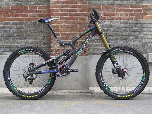 Горный велосипед Santa cruz Greg Minnaar V10 DH