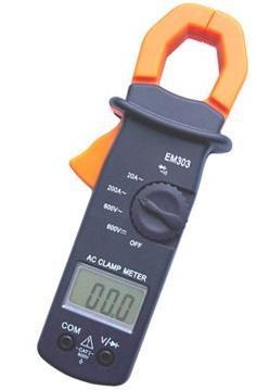 Токовые клещи EM em303 DT303 токовые клещи uni t ut202a