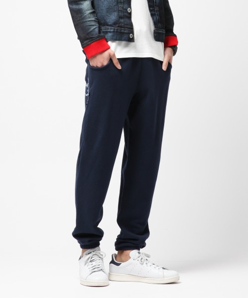 Брюки хлопчатобумажные Van vfp7004 DENIM BY VANQUISH AND FRAGMENT Sweat Pants майка superdry m60000xo vfp