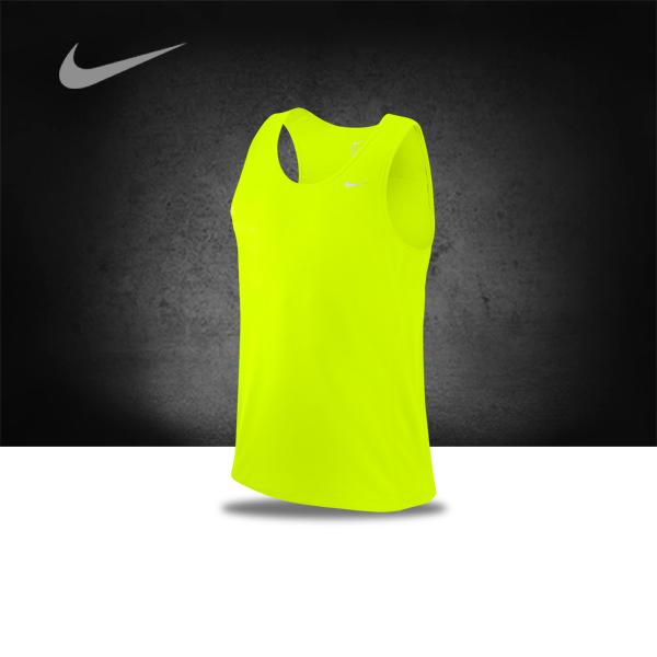 Спортивная футболка Nike MILER TEAM 519695