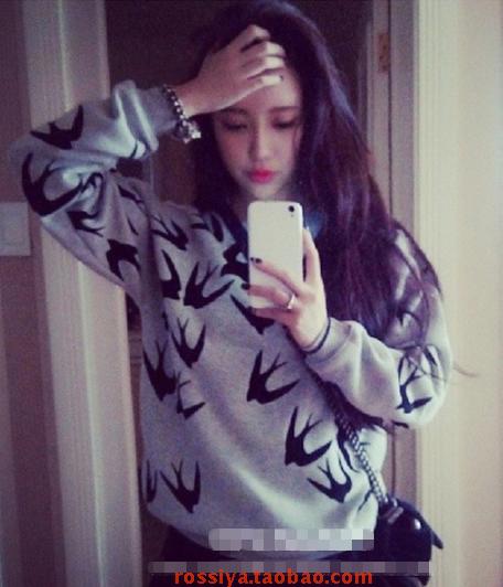 Толстовка женская  WY/77 Sweatshirts Women толстовка женская hye park and lune jeremie sweatshirts