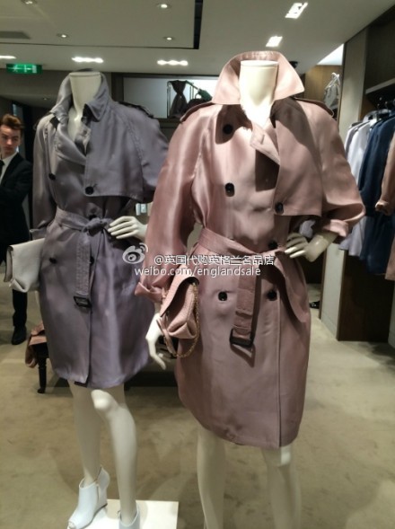 женский плащ Burberry BURBERR*Y TRENCH 39411411