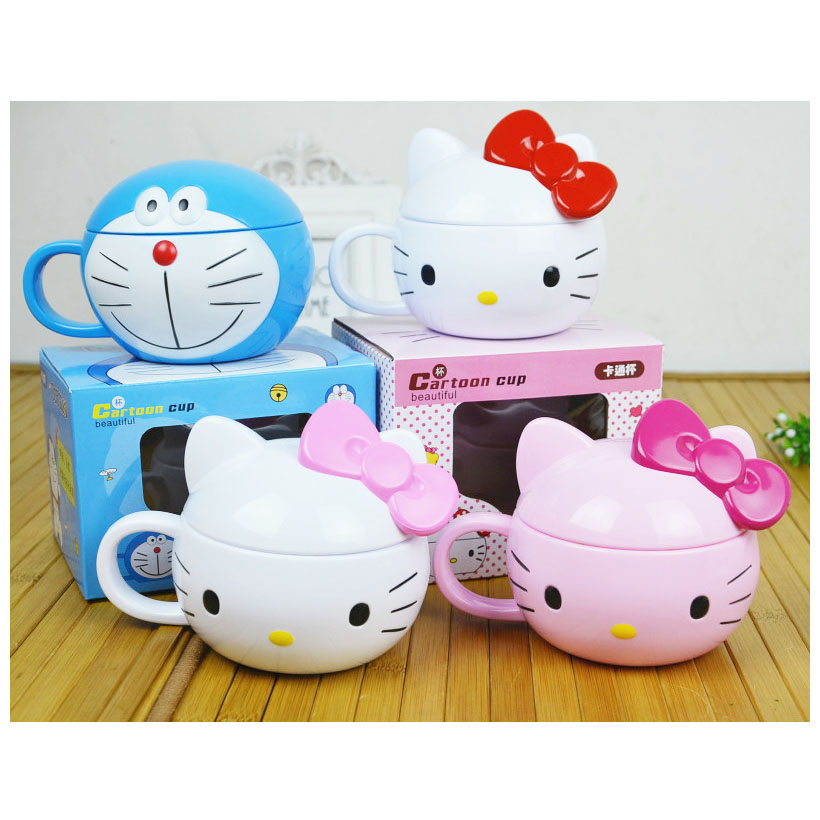 Чаша для молока Hello kitty 00214 набор для плавания hello kitty hey32623 очки шапочка