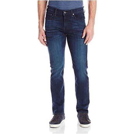 Джинсы мужские 7 For All Mankind 7 7forallmankind Slimy Slim Straight джинсы мужские 7 for all mankind for all man kind brett modern