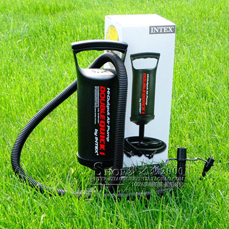 насос Intex 68612 насос ручной hi output hand pump 30 см intex 68612