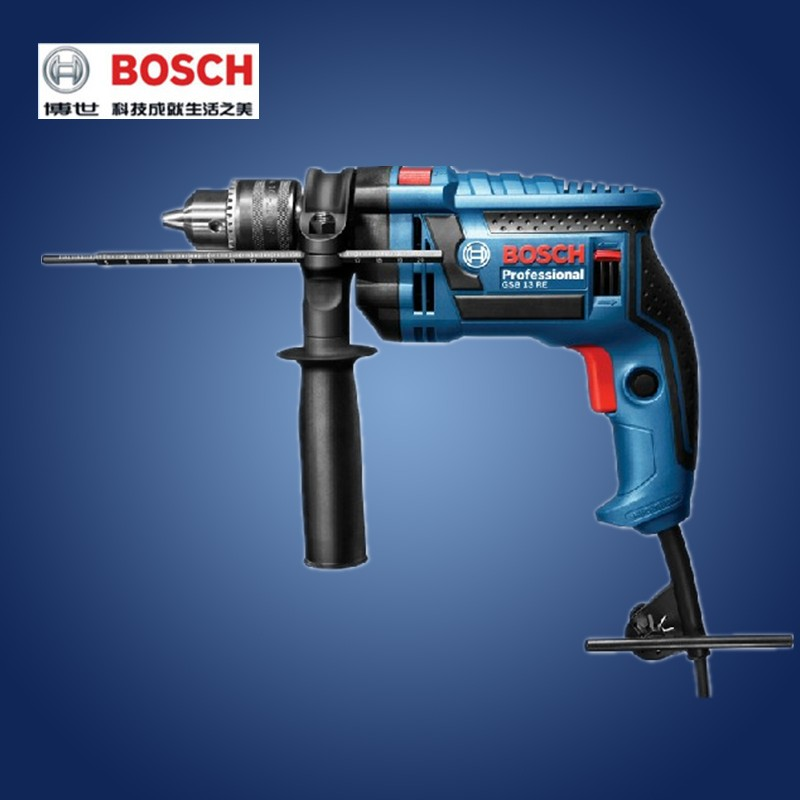 Электродрель Bosch gsb13re 650 sound advance ct12fht