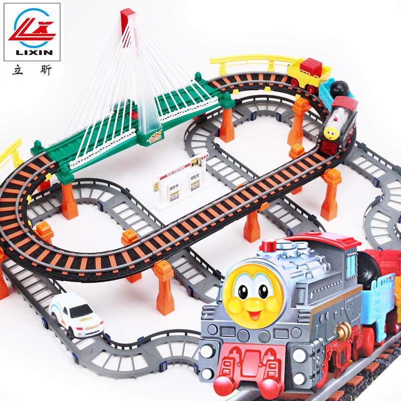 Железная дорога на электро-, радиоуправлении LIXIN 32388 насосы компрессоры li xin