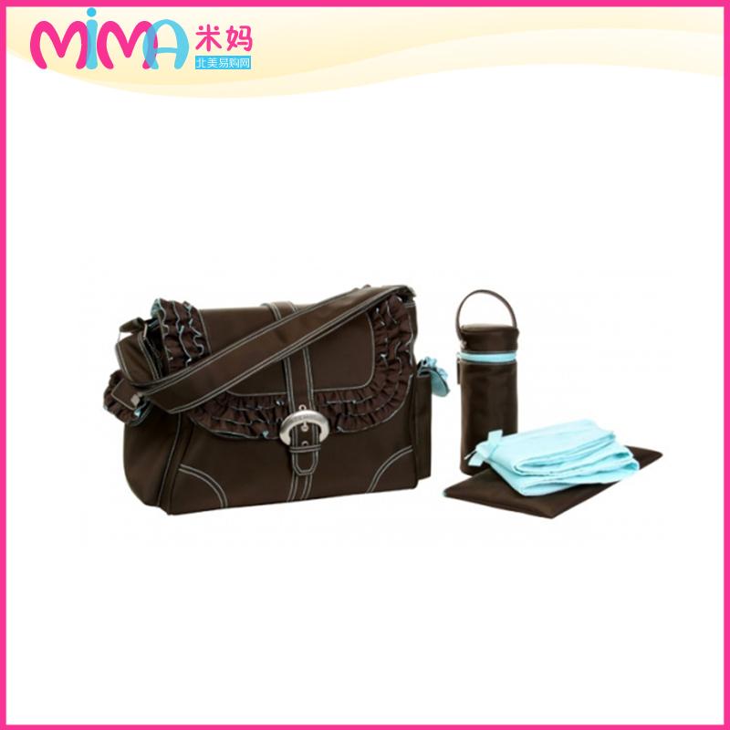 Сумка для детских вещей Kalencom 2134 kalencom buckle bag monique powder pink