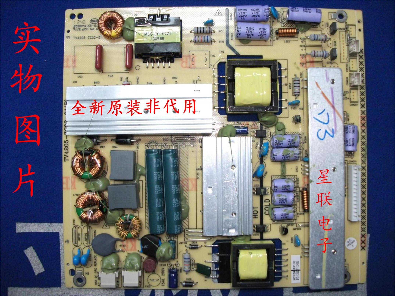 LCD, CRT аксессуары   100% TV4205-ZC02-01 tfb4213as fjm21t001 fbt for new crt tv