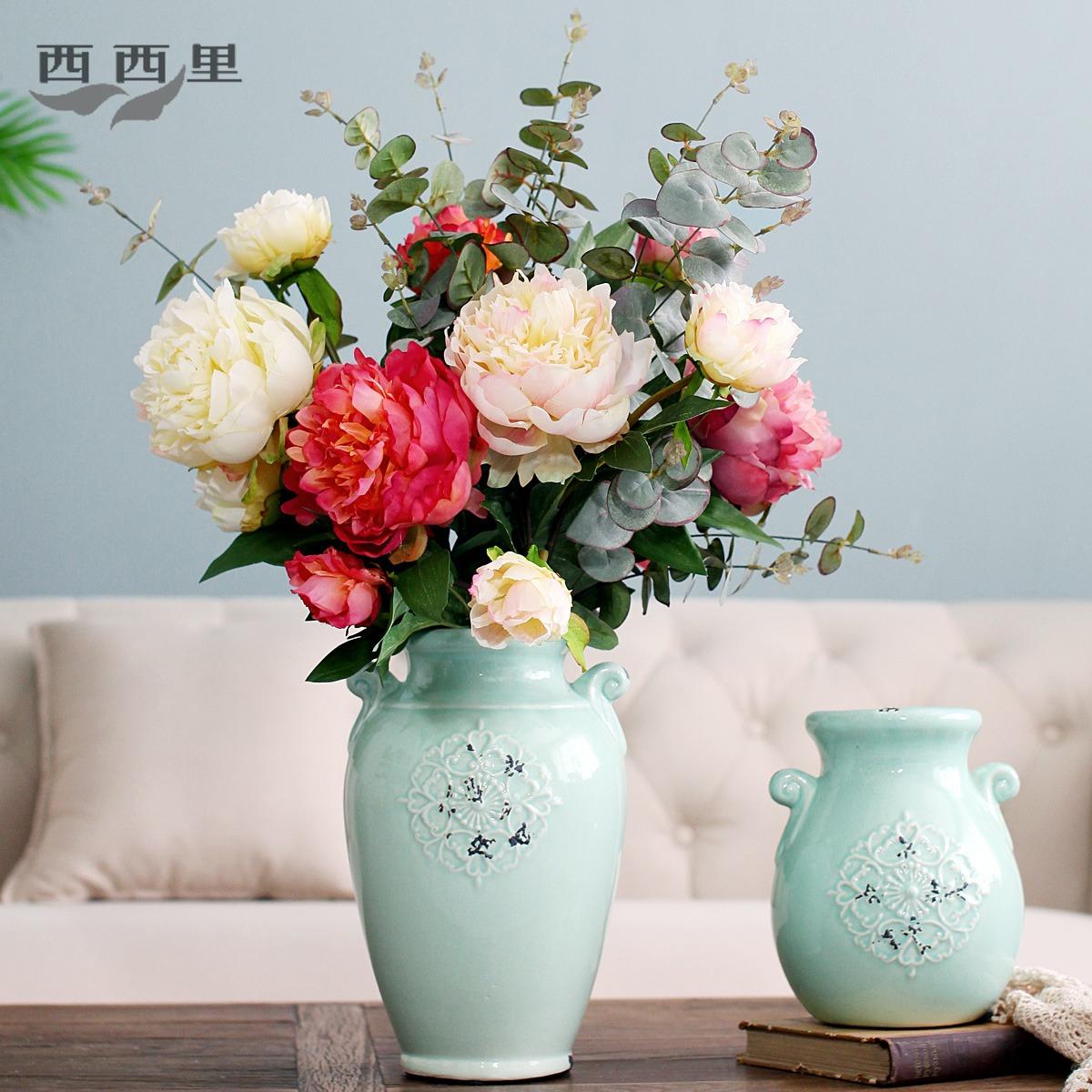 Искусственные цветы Sicily Greedwood] sicily top 10