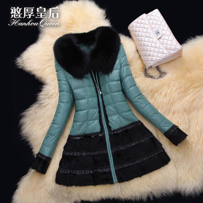 Кожаная куртка Hanhou queen hq14/ljy401 2015 queen queen hot space 180 gr