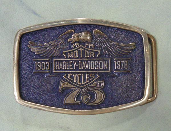 Пряжка Harley Davidson  Zippo 78 75