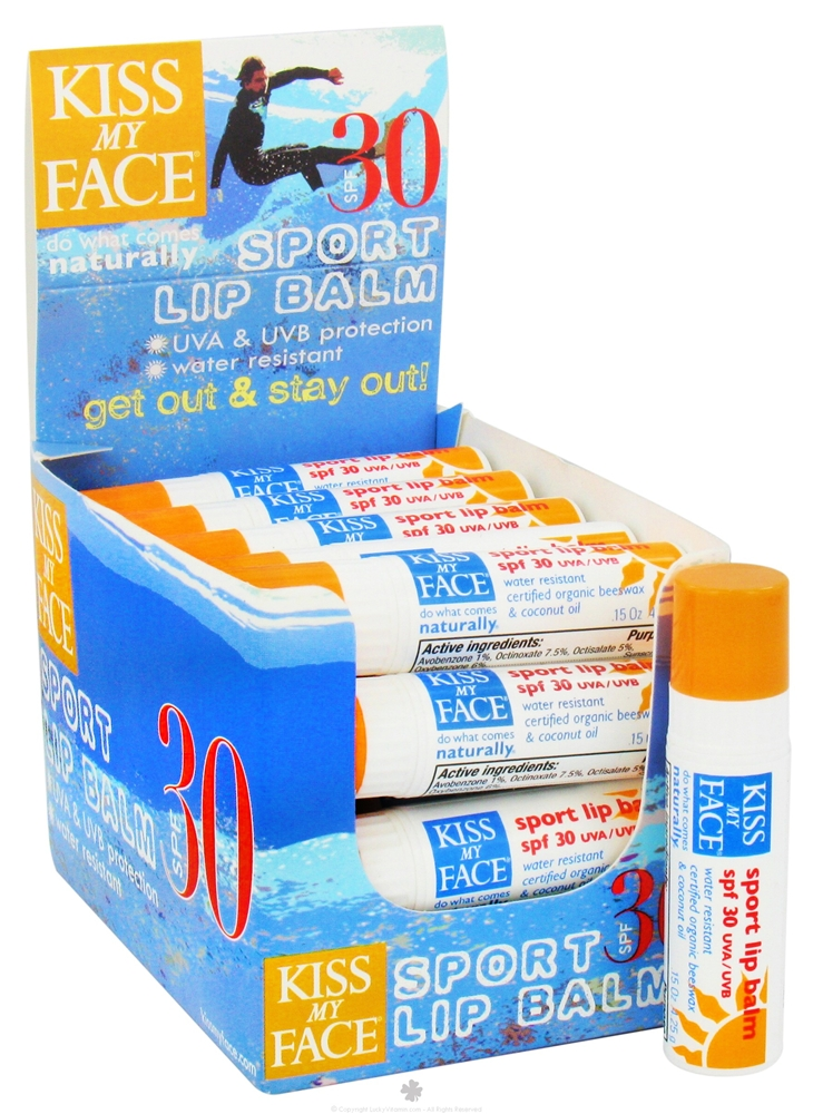 Kiss my face  SPF30 4.25g kiss my face spf30 4 25g