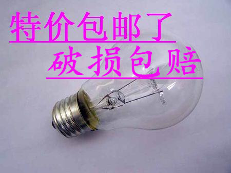 Лампа накаливания Ordinary light bulbs  E27220V25W40W60 95 200 36V 40W 60