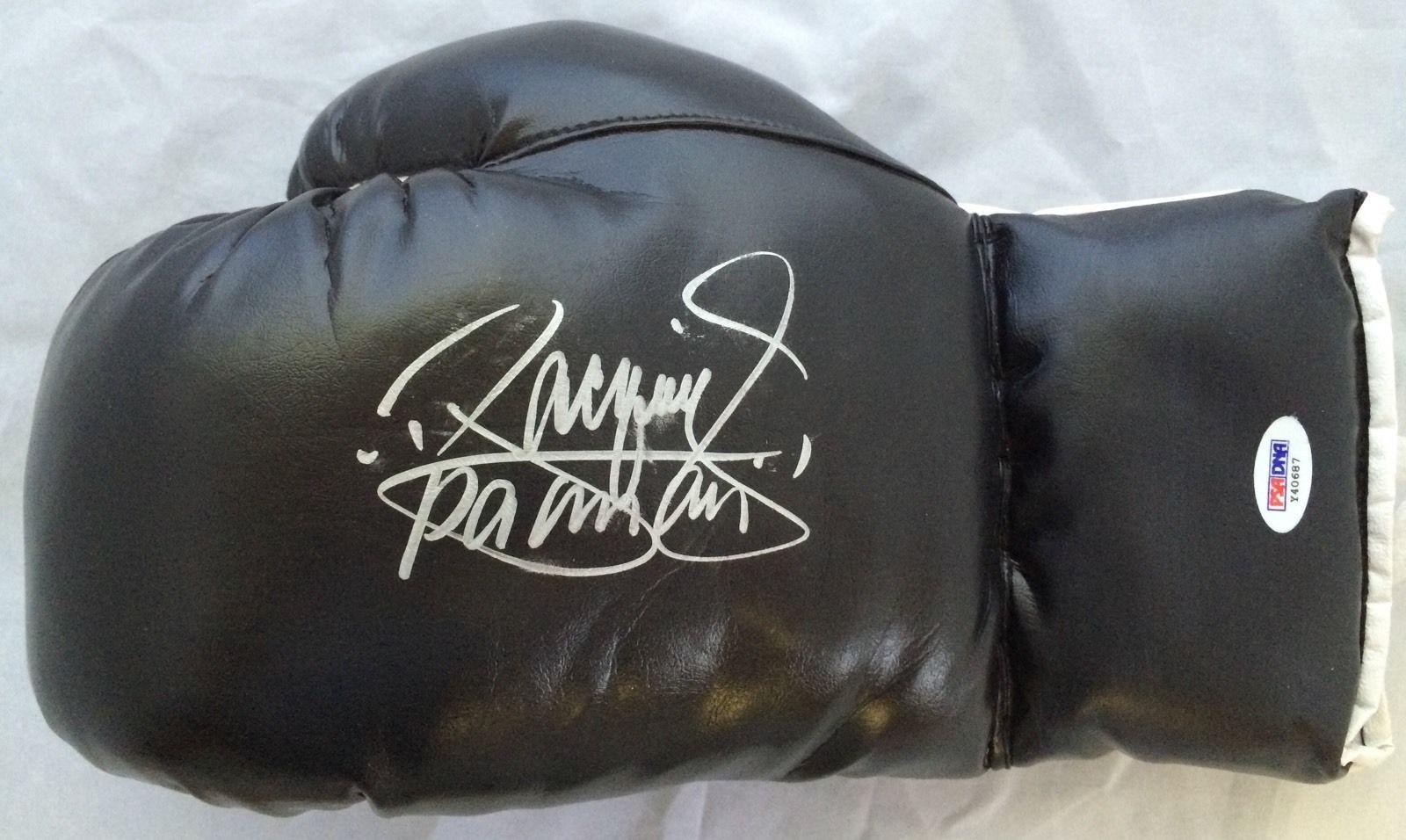 Боксерские перчатки Everlast Pacquiao everlast куртка