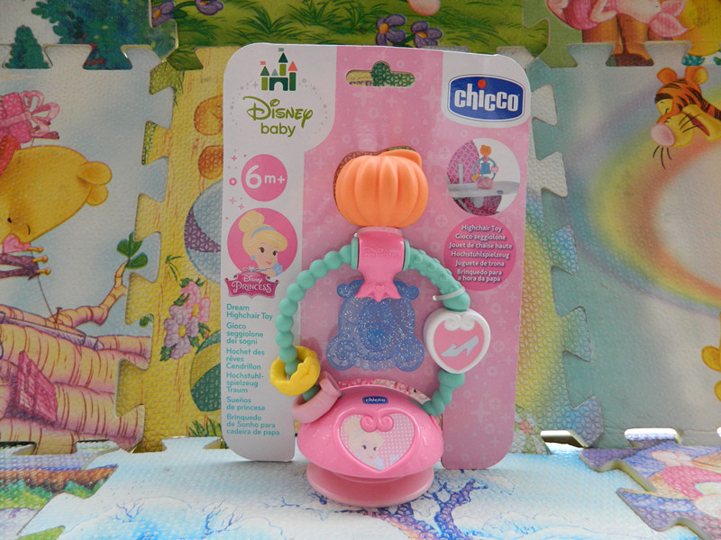 Погремушка Chicco  &disney Baby Princess