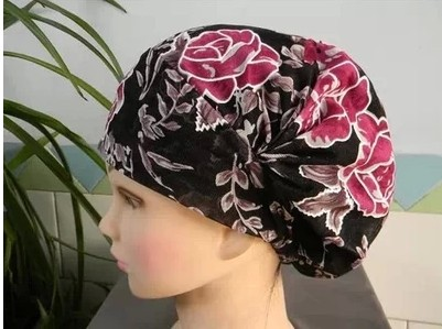 Исламский сувенир Muslim Hui Muslim Islam Moslem women hats scarf supplies yarn bonnet buy discount 65 muslim healing
