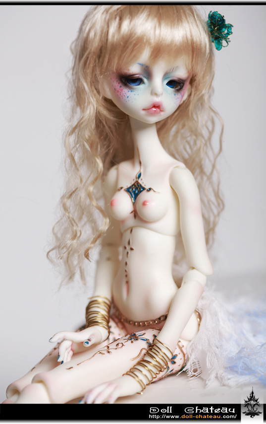 Кукла BJD DC  Doll-Chateau-\6 Bjd Sd Doll Zora Soom Volks