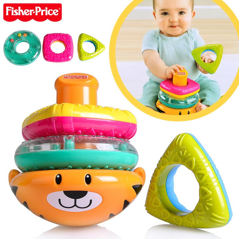 Детская пирамидка Fisher/price y2768