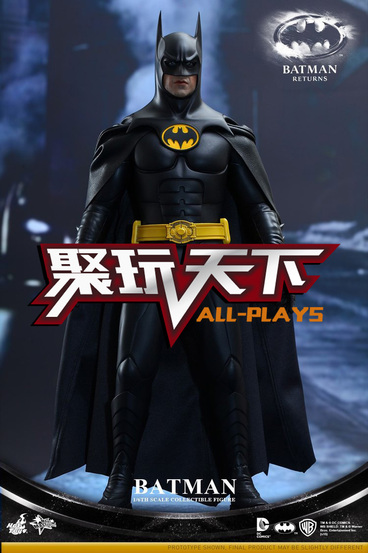 Военные игрушки для детей Hot Toys HOTTOYS HT 1/6 92 Batman Returns hot sale toys 45cm pelucia hello kitty dolls toys for children girl gift baby toys plush classic toys brinquedos valentine gifts