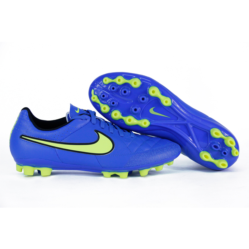 бутсы Nike AG TIEMPO 717141-470 бутсы nike шиповки nike jr tiempox legend vi tf 819191 018