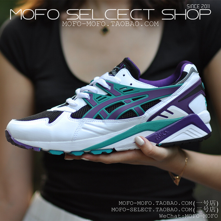 Кроссовки Asics  Mofo GEL-Kayano Trainer H403N-9033 Lyte III asics gel volley elite 2
