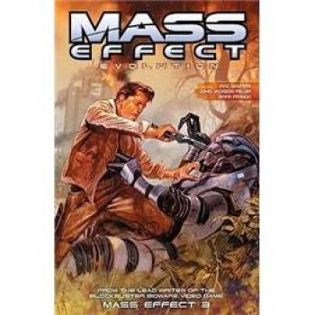 Mass Effect: Evolution/Mac Walters mass effect volume 2 evolution