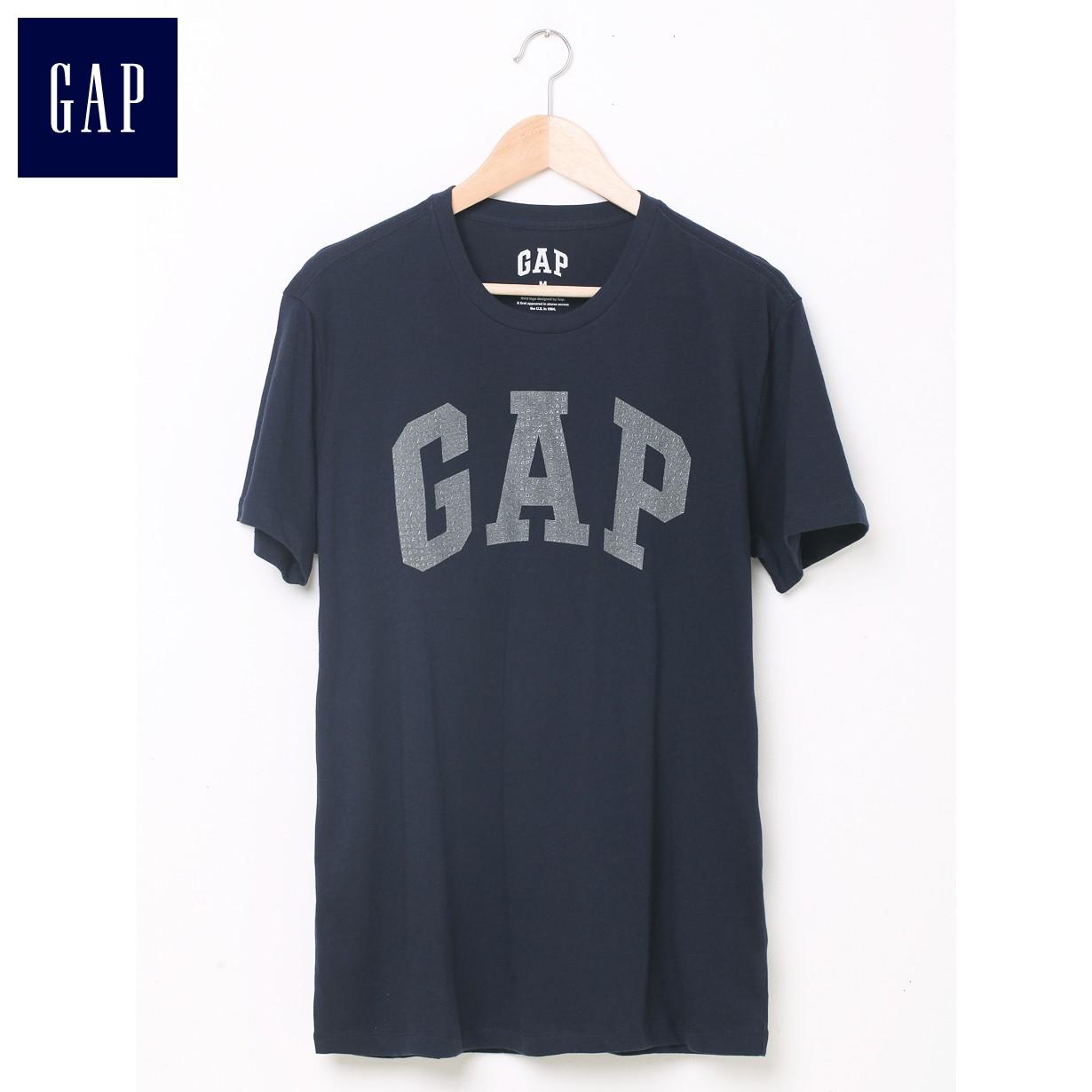 Футболка мужская GAP 000225238 5.15 225238 рубашка мужская gap 142643 349