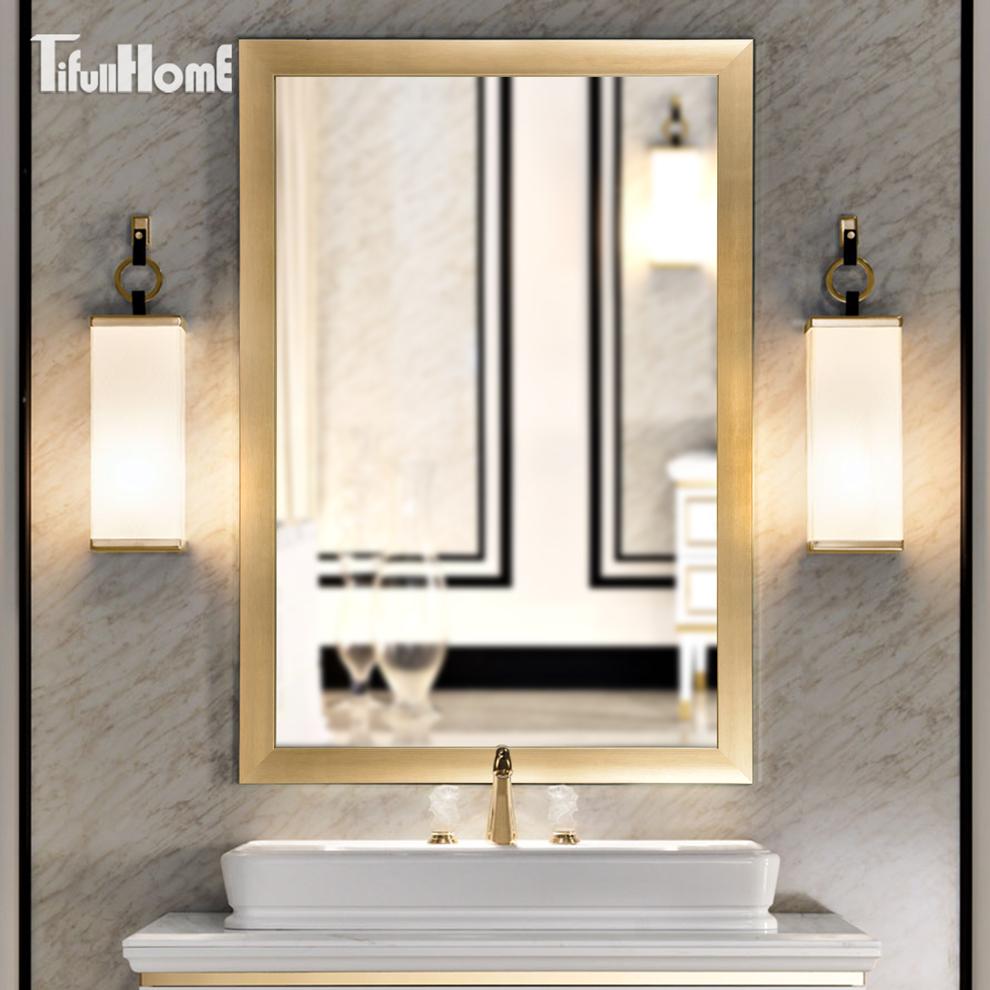 Зеркало в ванную комнату Tifullhome
