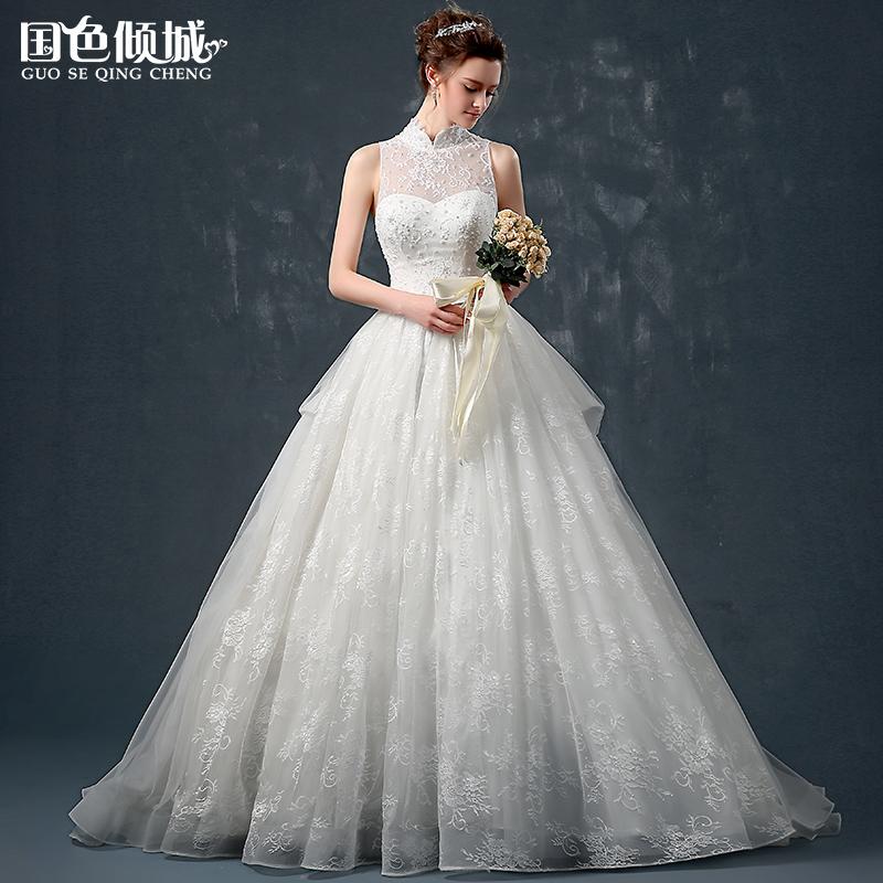 Свадебное платье National beauty allure gs158008 2015 national beauty tian xiang lighting 8128
