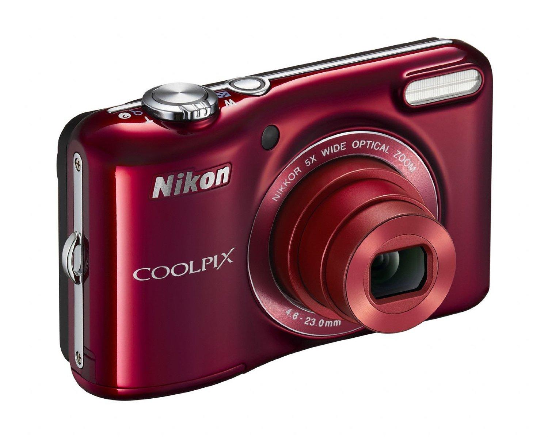 Цифровая камера NIKON  COOLPIX L28 2000 цифровая камера nikon coolpix s3300 1600