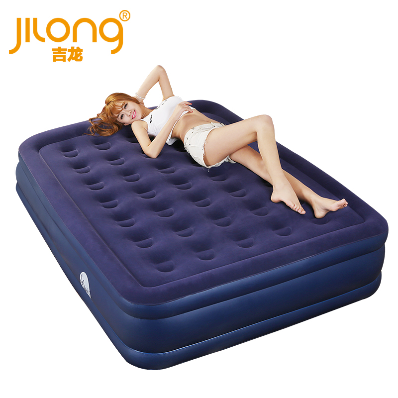 надувная кровать Jilong jilong надувная кровать кемпинговая воздушная кровать