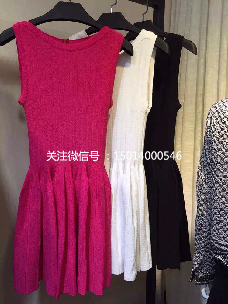 Женское платье   2015 Alaia alaia босоножки alaia 6s3x711cc06 бежевый