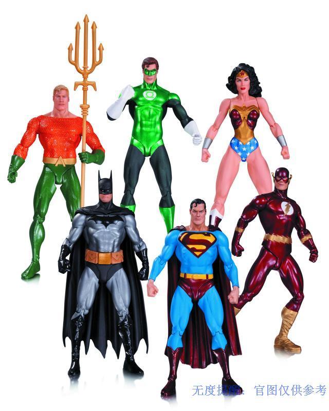 Подвижная модель куклы Dc comics DCC брелок dc comics batman symbol