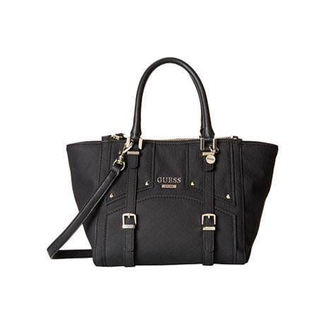 Сумка Guess 8595959 Rikki E/w Status Satchel Black сумки guess сумка girlfriend satchel