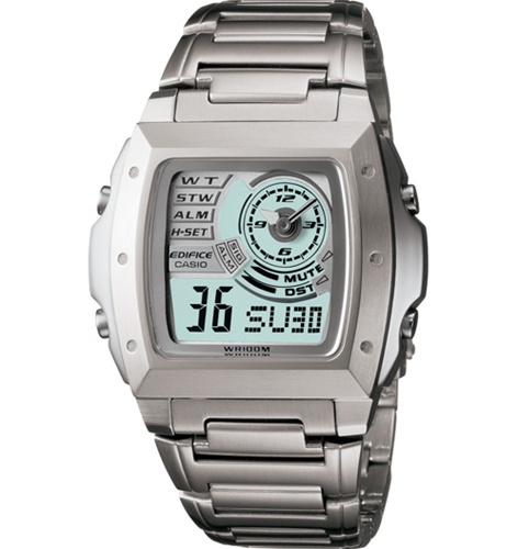 Часы CASIO Edifice EFA-123D-7 casio prw 6000y 1e