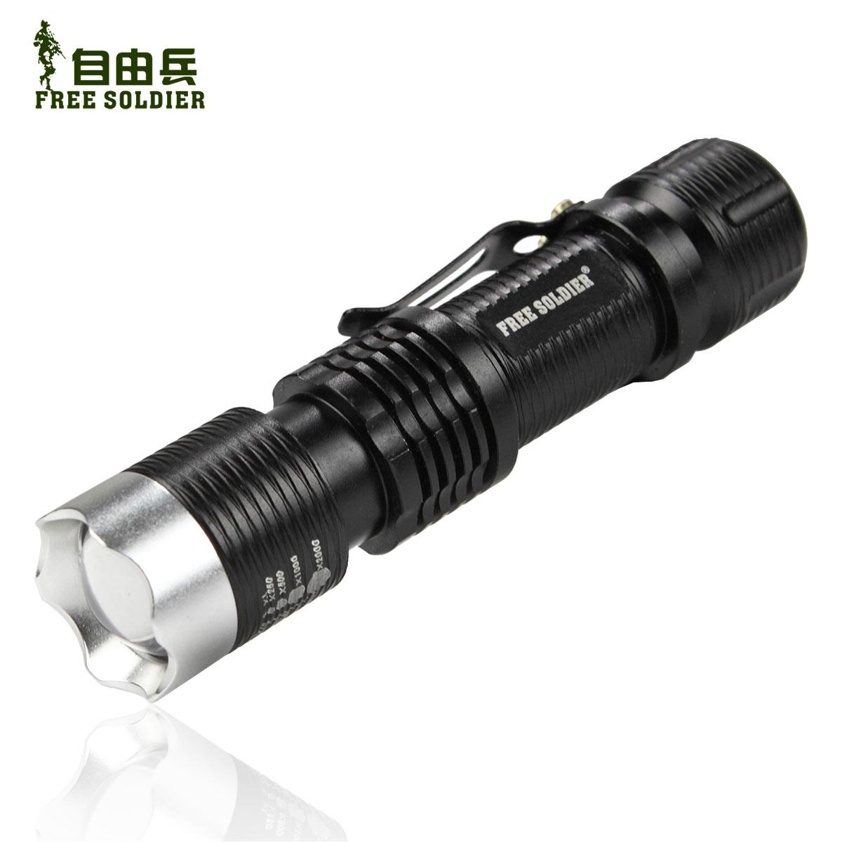 Ручной фонарик Free Soldier FS/t6/002 T6 LED
