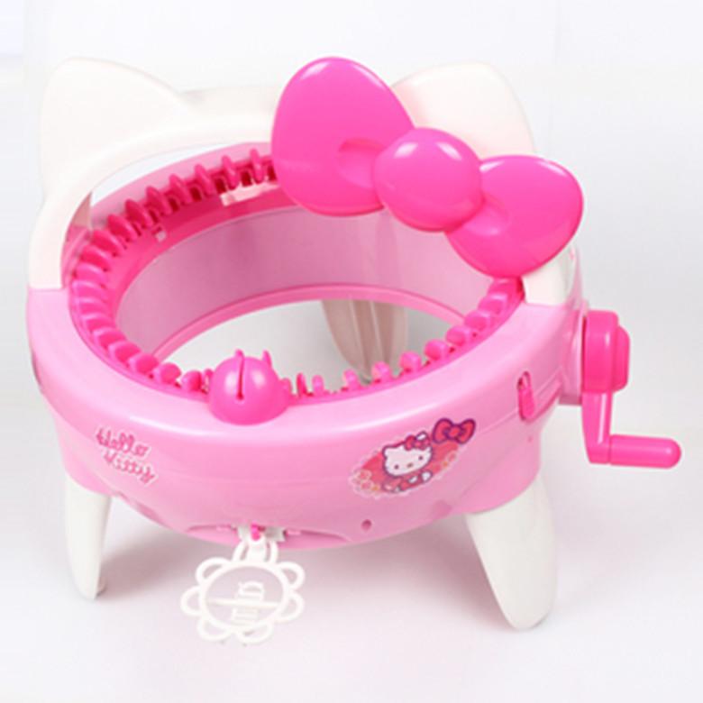 Детские ткацкие станки, Аксессуары Disney  Hellokitty DIY KT8500