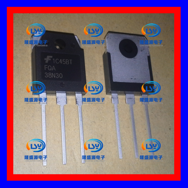Транзистор   FQA38N30 FSC TO-3P 38A/300V MOS k1359 2sk1359 to 3p