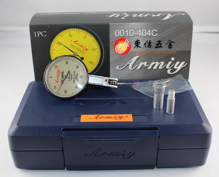 циферблатный индикатор Yonago Armiy 0-0.8*0.01 циферблатный индикатор links 0 1mm 0 001mm8