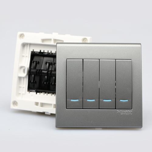 施耐德墙壁电源插座FB34_CG
