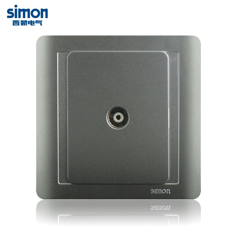 西蒙开关插座面板55系列N55114-57